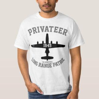 "Warkites PB4Y Privateer ""Long Range Patrol"" T-Shirt"