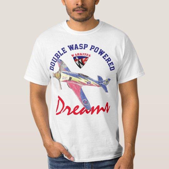 "Warkites Sea Fury ""Air Racer"" T-Shirt"