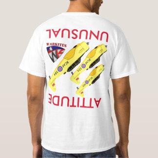 Warkites Unusual Attitude T-6, Harvard Shirts