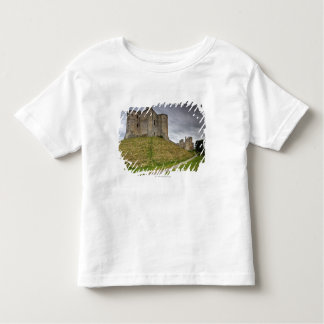Warkworth Castle in Northumberland, England Toddler T-Shirt