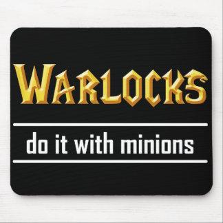 Warlock Mousepad