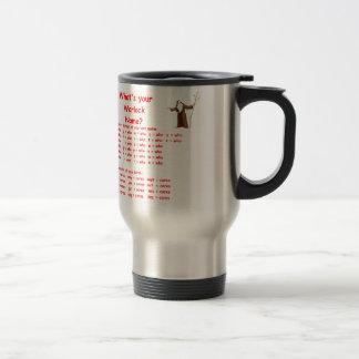 warlock name coffee mugs