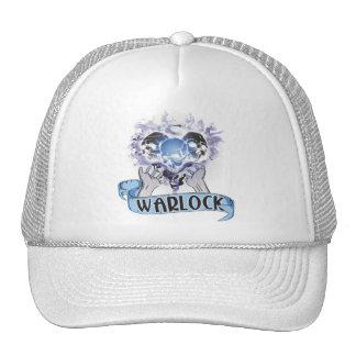 WARLOCK Tattoo Hats