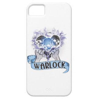 WARLOCK Tattoo iPhone 5 Case