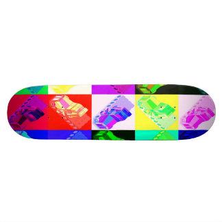 Warlong-Haul Space Truckin Conventional Cabs Skate Board Decks