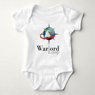 Warlord Loop Baby Bodysuit