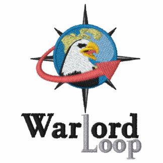 Warlord Loop Text Polo Shirt
