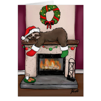 Warm And Cosy Card