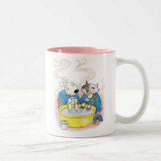 Warm and cosy drinks mug