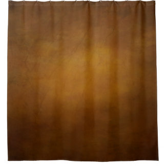Warm Color Photo Studio Backdrop on Shower Curtain
