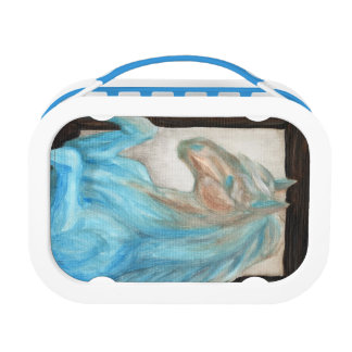 Warm & Cool Horse Collection Lunch Box