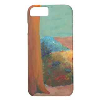Warm/Cool Park iPhone 7 Case