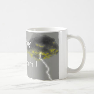 warm cup basic white mug