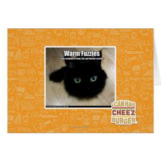Warm Fuzzies Card