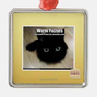Warm Fuzzies Christmas Ornament