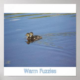 Warm Fuzzies Poster