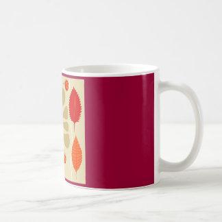 Warm Leafy Mug