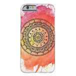 Warm Sun Mandala By Megaflora Case For The iPhone 5