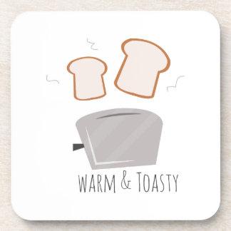Warm & Toasty Beverage Coaster