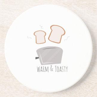 Warm & Toasty Drink Coaster