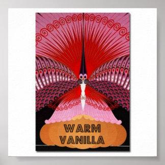 Warm Vanilla Poster