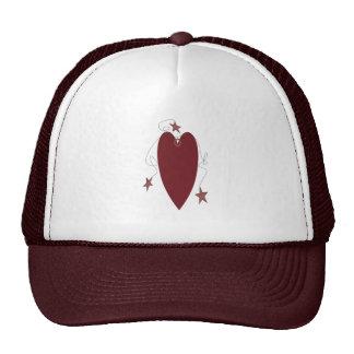 Warmheart Mesh Hat