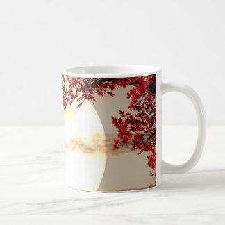 Warming and Peaceful Trees Mug