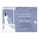 Warms the Heart - Winter Bridal Shower Invitation