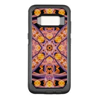 Warmth Mandala OtterBox Commuter Samsung Galaxy S8 Case