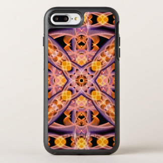 Warmth Mandala OtterBox Symmetry iPhone 7 Plus Case