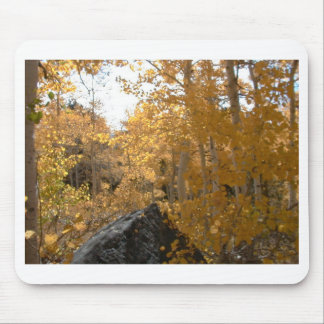 Warmth of Autumn Mouse Mat