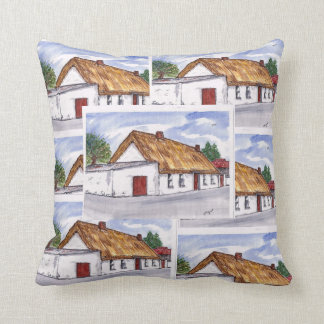 Warmth of home cottage cushion