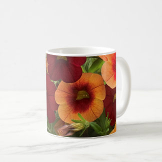 Warmth Of The Sun Floral Coffee Mug