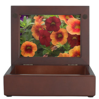 Warmth Of The Sun Floral Memory Box