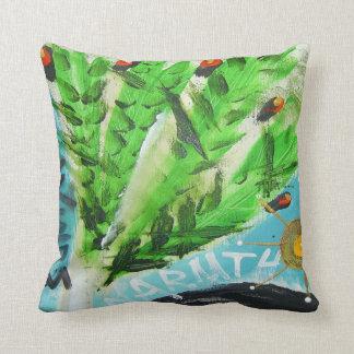 warmth throw cushion