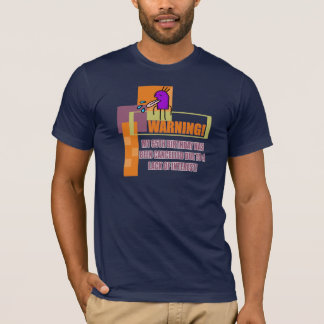 Warning 65th Birthday Gifts T-Shirt