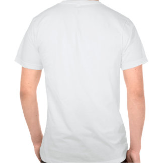 Warning! (Add your text) 5 back Tee Shirt