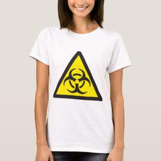 Warning Biohazard Symbol T-Shirt