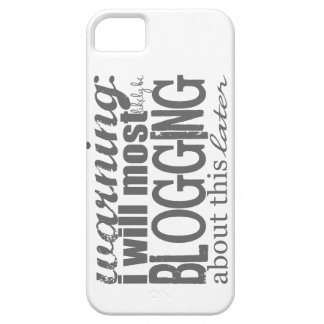 Warning: Blogging About This Later Case For The iPhone 5