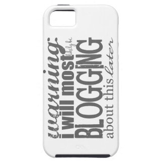 Warning: Blogging About This Later iPhone 5 Cases