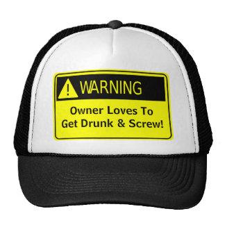 Warning! Cap