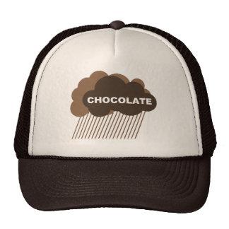Warning: Chocolate Rain Trucker Hat