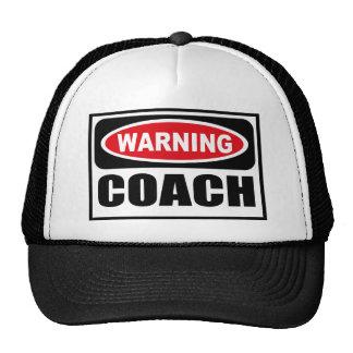 Warning COACH Hat