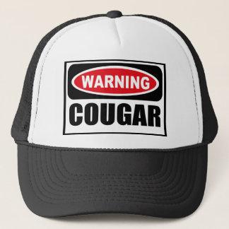 Warning COUGAR Hat