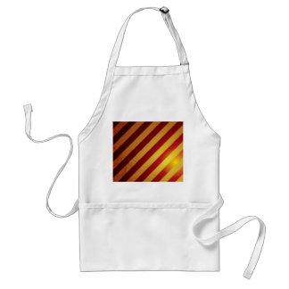 Warning danger standard apron