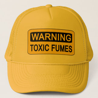 Warning hat - choose color