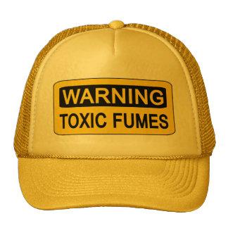 Warning hat - choose color