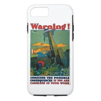 Warning! iPhone 7 Case