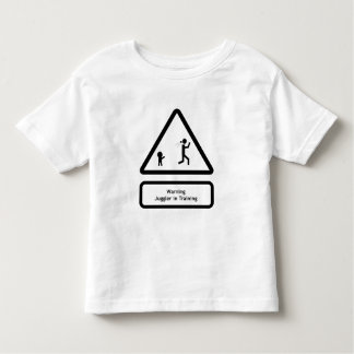 warning - juggler toddler T-Shirt