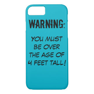 Warning over the age of iPhone 7 case